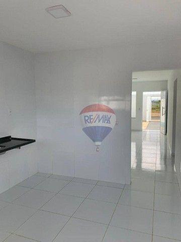 Casa com 2 dormitórios à venda, 60 m² por R$ 139.990 - Santa Rosa - Palmares/PE - Foto 8