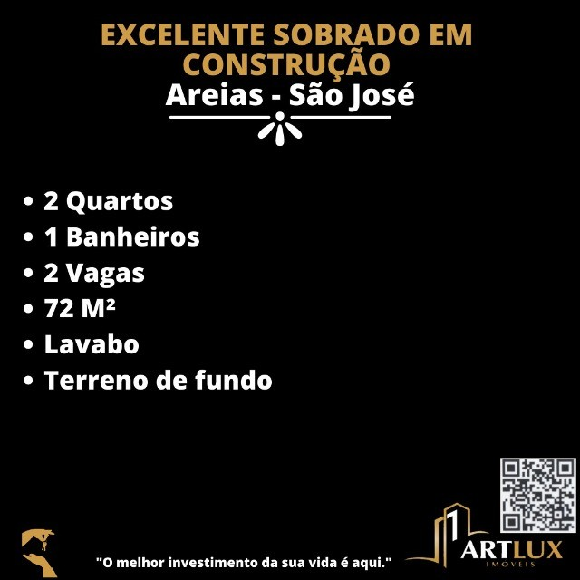 Sobrados Areais - São José/SC - Foto 5