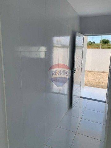 Casa com 2 dormitórios à venda, 60 m² por R$ 139.990 - Santa Rosa - Palmares/PE - Foto 9