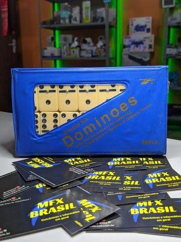 Jogo profissional de dominó - Foto 4