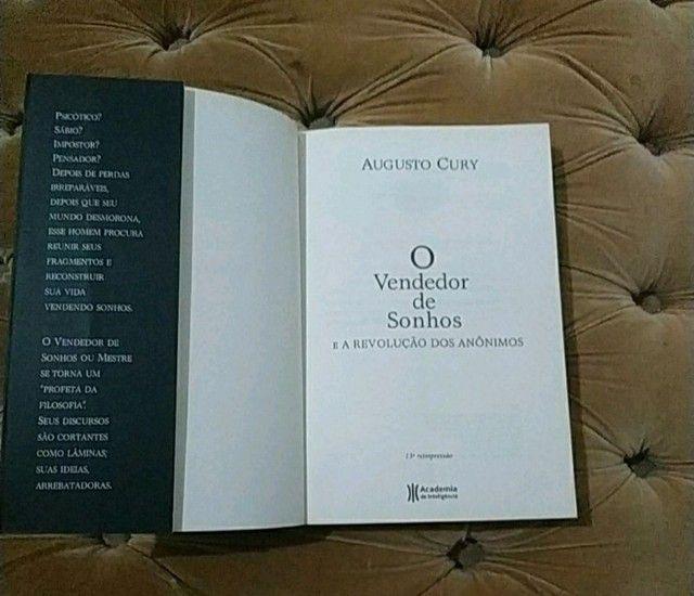 O vendedor de sonhos. Augusto Cury - Foto 3
