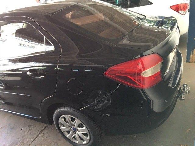 Ford ka sedan Se preto 1.5 2015/2015 completo super conservado!! - Foto 5