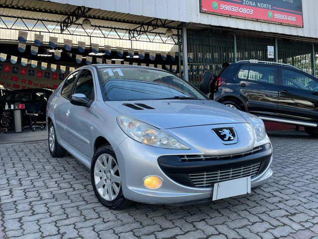 Peugeot 207 Sedan Passion XS (Muito Novo)