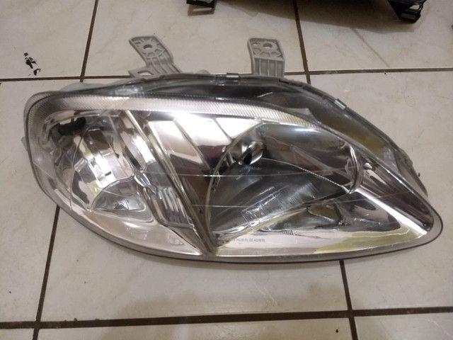 Farol Honda civic 99 2000