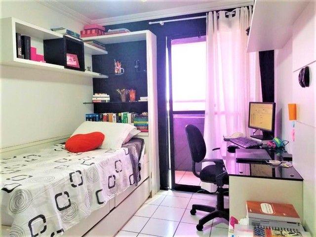 Apartamento com 3 dormitórios à venda, 90 m² por R$ 490.000,00 - Vila União - Fortaleza/CE - Foto 5