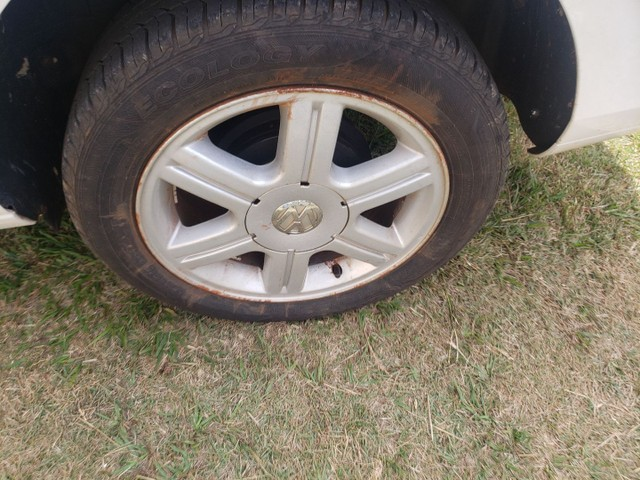 Vendo ou troco rodas 15 - Foto 4