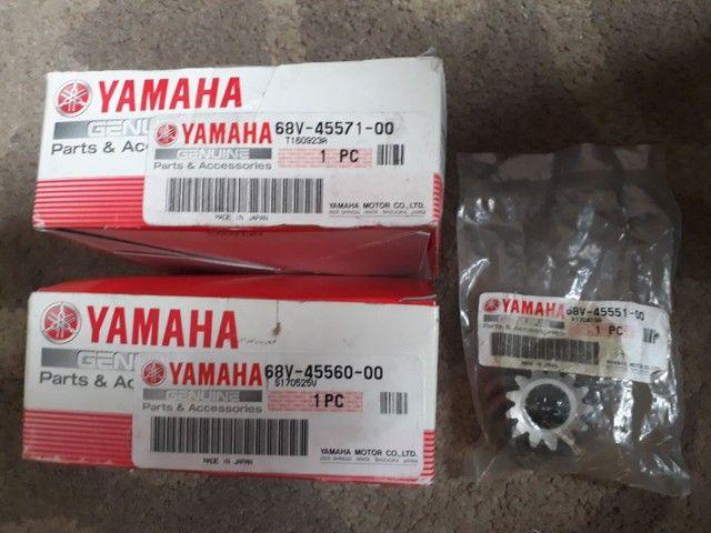 Motor de Popa - Kit de Engrenagens do F115 Yamaha 4 tempos