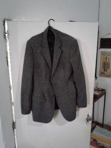 Blazer masculino cinza - Foto 4
