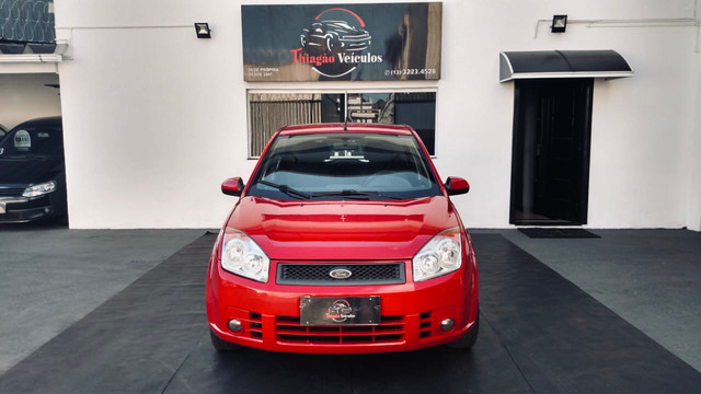 Fiesta 2010 Flex 1.6 Com Garantia. Entr: r$ 5.849,80 + 48x r$ 604,83