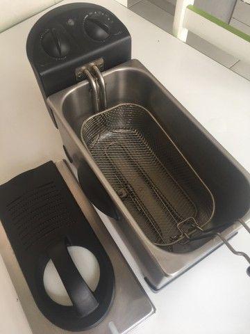 Fritadeira elétrica a óleo frita sim - Foto 3