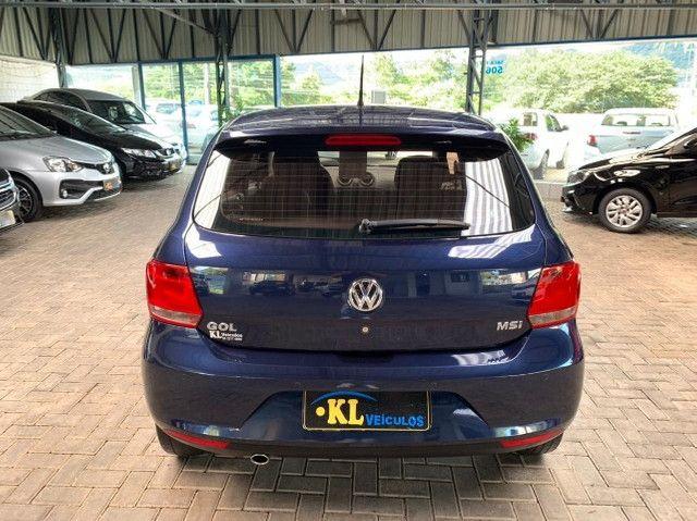 Volkswagen- Gol Highline 1.6 8v Flex (Impecável, Imposto 2021 pago) - Foto 5