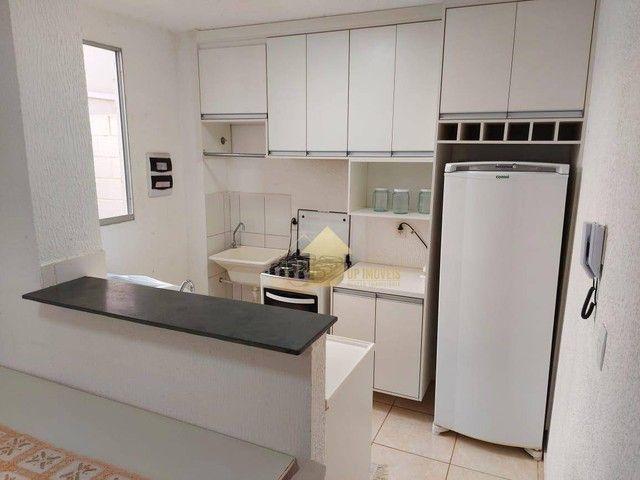 Apartamento com 2 dormitórios à venda, 40 m² por R$ 165.000,00 - Chácara dos Pinheiros - C - Foto 9