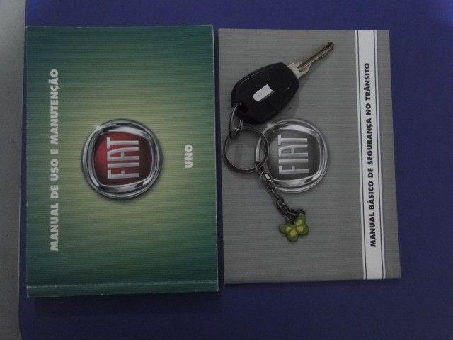 Uno Vivace 1.0 Ano: 2011 ***Manual e Chave Reserva***Aceito Moto*** - Foto 8