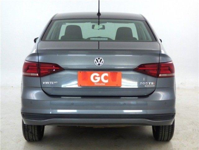 VW Virtus Comf 1.0 TSI 2020 baixo km - Foto 4