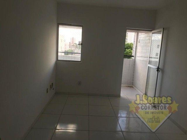 Bancários, 3 quartos, 78m², R$ 1100 C/Cond, Aluguel, Apartamento, João Pessoa - Foto 3