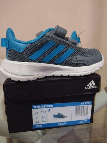 Tênis infantil Adidas novo tamanho 23