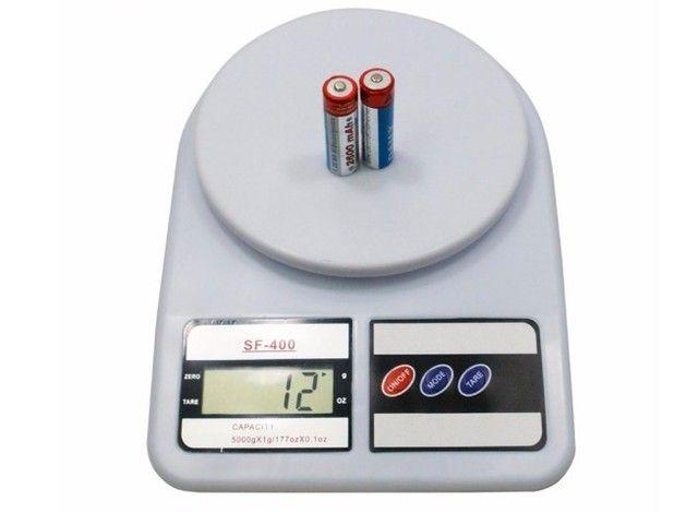 Balança Compacta Eletrônica De Alta Precisão 1g A 10kg   - Foto 2