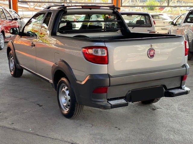 Fiat Strada Cab. Est. 1.4 8v Hard Working 1.4 Completa - Foto 10