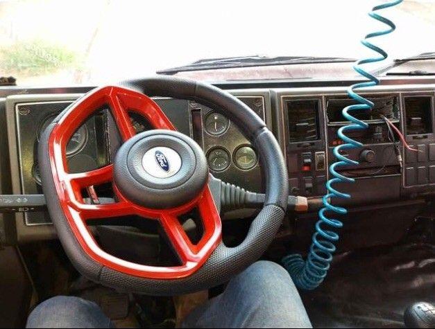 1989 Ford cargo - Foto 2