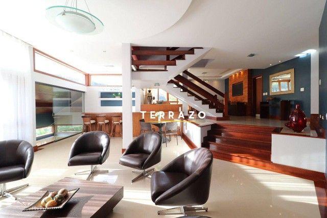 Casa à venda, 739 m² por R$ 4.800.000,00 - Quebra Frascos - Teresópolis/RJ - Foto 17