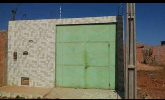 Vendo ou troco casa Lot Edson Irecê BA - Foto 2