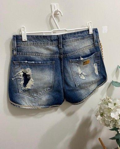 Short jeans lança perfume  - Foto 3