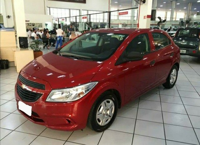 Chevrolet Onix 1.0 - Foto 8