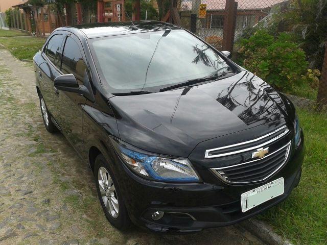 Gm - Chevrolet Prisma Automático - Completo - 2015