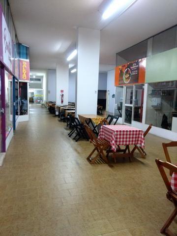 Loja galeria em frente ao Extra Quitandinha