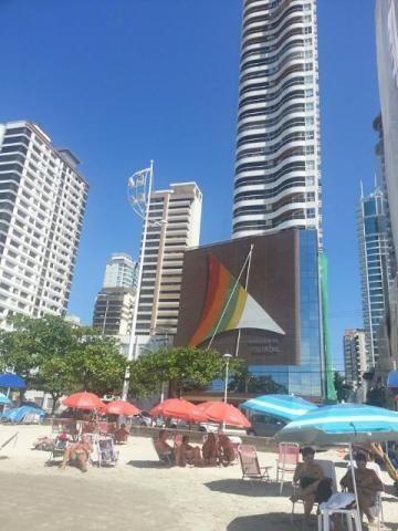 Apartamento Temporada Balneário Camboriú Frente ao Mar