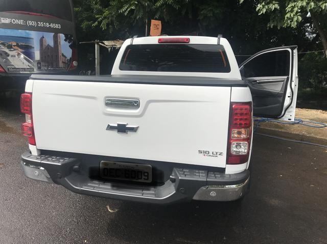 Chevrolet s10 ltz 13/14