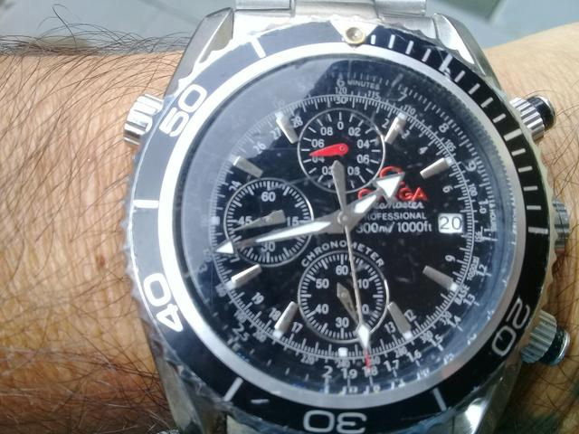 b2bfbec3bf8 Relógio ômega ferradura Seamaster 300m - Bijouterias