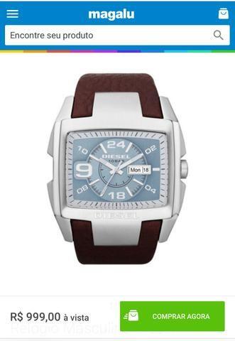 052b7946b4f Relógio Diesel DZ4246 ( sem pulseira) - Bijouterias