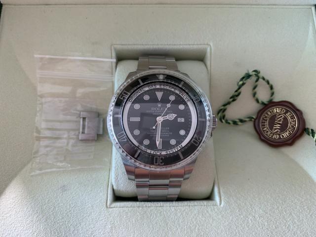 241d621d375 Rolex Deepsea cerâmica 44 mm