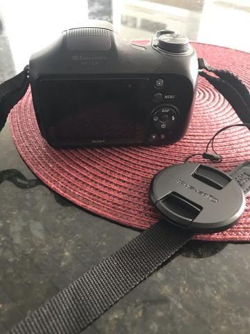 Câmera Sony semi Pro- Perfeito Estado