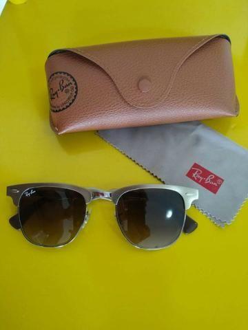 f0e743482a Óculos Ray-ban Clubmaster original