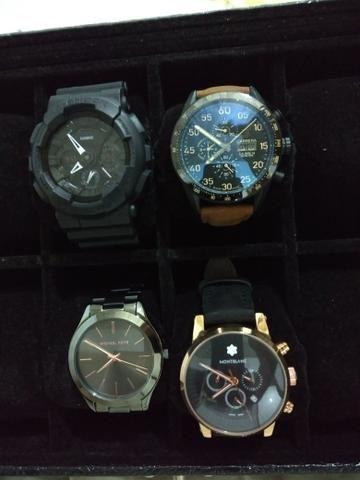 e2d23e6f23f Relógios semi novos - Bijouterias