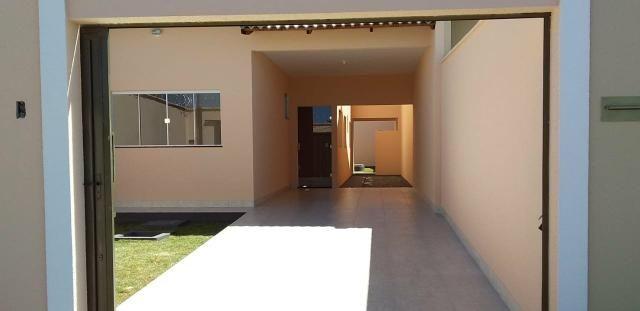 Casa no Buriti Sereno 3qts minha casa minha vida