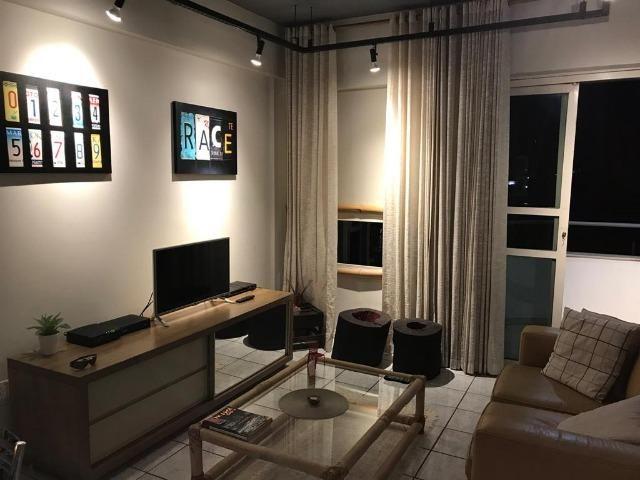 Apartamento Ed. Global Residence mobiliado - Foto 13