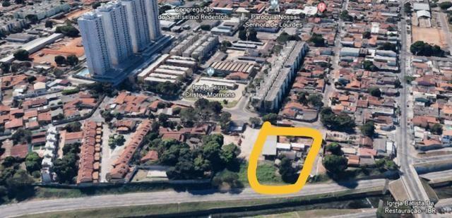 Excelente área com 5.810 m² no centro de Goiânia -
