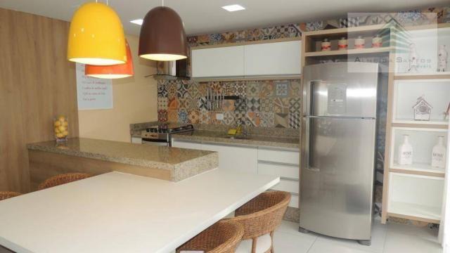 Apartamento à venda, 47 m² por r$ 265.000,00 - pinheirinho - curitiba/pr - Foto 14