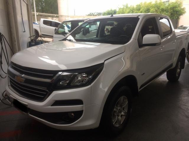 S10 LT automática 4x4 Diesel 2018/2018