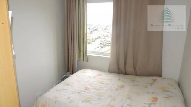 Apartamento à venda, 47 m² por r$ 265.000,00 - pinheirinho - curitiba/pr - Foto 10