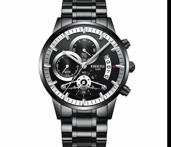 Relógio Original Nibosi Multifuncional - Foto 2