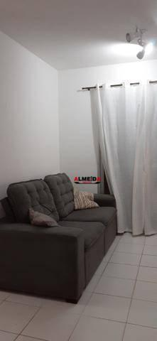 Apartamento com excelente preço no ecoparque- br 316