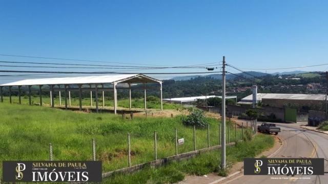 Galpão com terreno de 4000 m² em atibaia - loteamento chácaras de atibaia - Foto 4