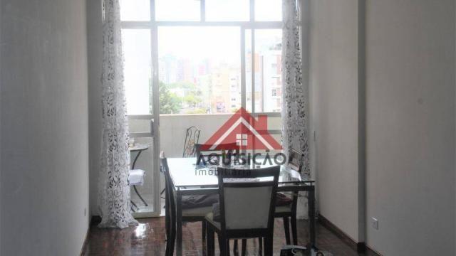 Apartamento com 3 dormitórios à venda, 87 m² por R$ 369.990,00 - Bigorrilho - Curitiba/PR - Foto 15