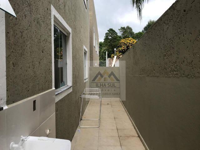 Apartamento com 2 dormitórios à venda, 54 m² por r$ 225.000,00 - campeche - florianópolis/ - Foto 13