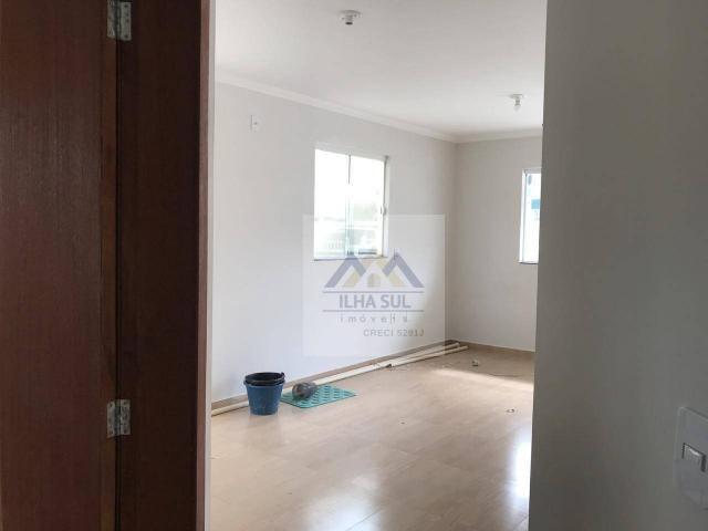Apartamento com 2 dormitórios à venda, 54 m² por r$ 225.000,00 - campeche - florianópolis/ - Foto 15