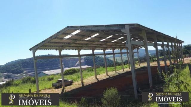 Galpão com terreno de 4000 m² em atibaia - loteamento chácaras de atibaia - Foto 3